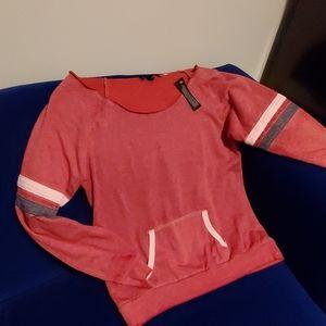 Derek Heart Lightweight sweatshirt